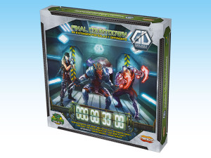Final Countdown, new Galaxy Defenders expansion.