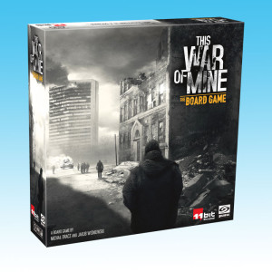 This War of Mine The Board Game: tabletop adaptation of the award-winning video game.