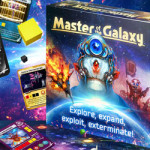 Master of the Galaxy: try your luck to win a copy before the Kickstarter launch