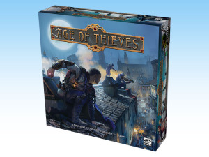 Age of Thieves: a board game of strategy and adventure .