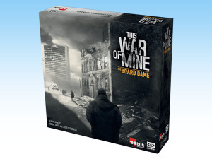 This War of Mine: the Board Game, tabletop adaptation of the award-winning video game.