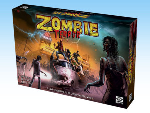 Zombie Terror, a game of survival in the zombie-infested world.