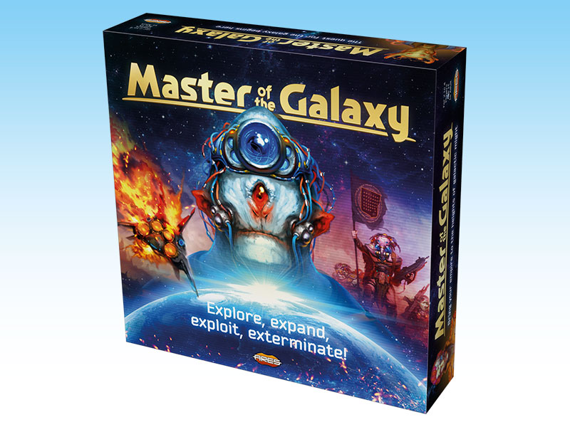 Master of the Galaxy -  Ares Games