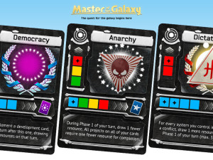 Conflict cards can be used in the second level of the planetary expansion.