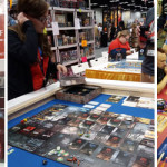 Gen Con 50: lots of action at Ares Games booth!