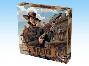 Wanted: Rich or Dead: a fast-paced game set in the Wild West.