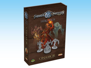 Onamor Hero Pack: a new character coming in Sword & Sorcery.