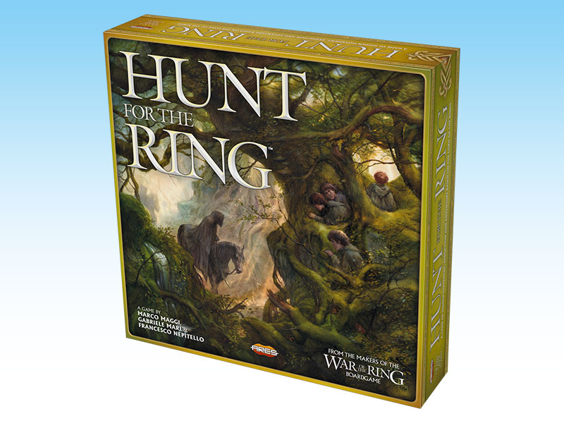 Hunt for the Ring -  Ares Games