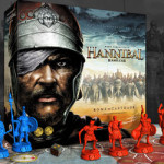 Hannibal & Hamilcar: Rome vs Cartage –  a classic coming back in a renewed edition