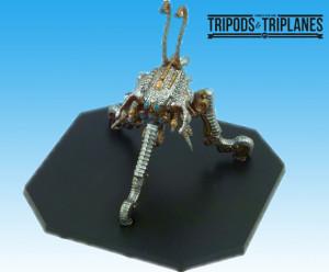 "Tripods & Triplanes: Mk.III ""Squid"""