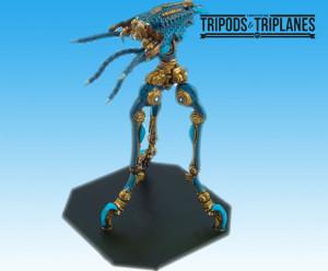 "Tripods & Triplanes: Mk.IV ""Cuttlefish"""