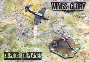 Tripods & Triplanes: compatibility with WW2 Wings of Glory.