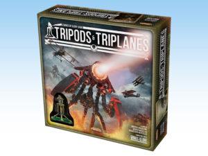 Tripods & Triplanes Starter Set.