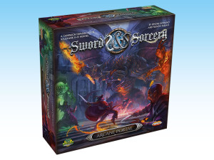 Arcane Portal: campaign expansion for Sword & Sorcery.