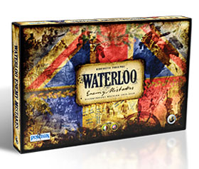 Waterloo: Enemy Mistakes, a Napoleonic strategy game.