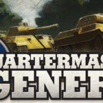 WW2 Quartermaster General 2nd Edition – Total War (English rulebook)