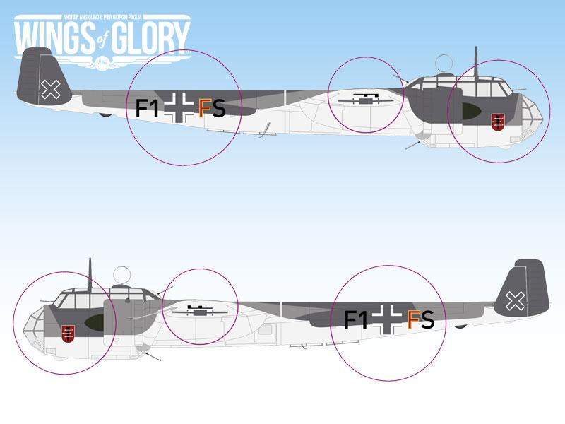 Bombers NJG.2 Wings of Glory - New! Dornier Do.17 Z-10