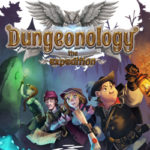 BGG.CON: Dungeonology, Quartermaster General 2nd Edition and Nanty Narking to debut in US