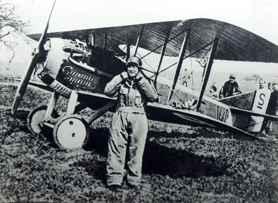 Ww1 Wings Of Glory Series 1 Historical Notes On The New Pilots