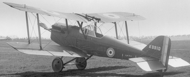 WW1 Wings of Glory Airplane Packs Preview – RAF SE 5 « Ares