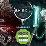 S.H.E.O.L. sci-fi cooperative game coming soon on Kickstarter
