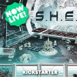 S.H.E.O.L. project funded on Kickstarter with EUR 322.064 pledged