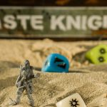 Waste Knights: Second Edition – a post-apocalyptic game of adventure and survival